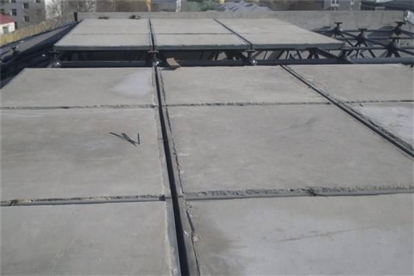 钢骨架膨石轻型板